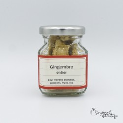 Gingembre entier 45g